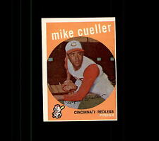 1959 Topps 518 Mike Cuellar RC EX #D449334