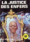 Elvifrance - Série Bleue N°26 - La justice des enfers - TBE