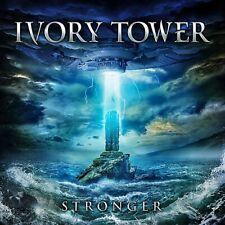 IVORY TOWER - Stronger - Digipak-CD - 4028466910899