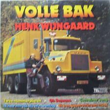 HENK WIJNGAARD - VOLLE BAK  - LP (oranje label)
