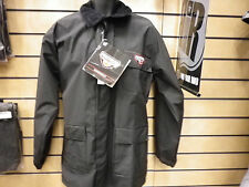 FirstGear 2-Piece Black Rain Suit for Motorcycle/ATV Small