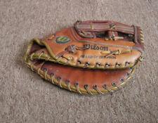 "Wilson A9881 12.5"" Softball Glove Optima Gold Series"