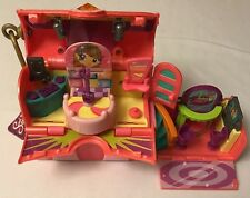 2007 Galoob Sweet Secrets Pop Open Fashion Purse Playset (no Figures) Pink