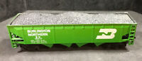 HO Burlington Northern Coal Filled Hopper 100% Tested Lot E38