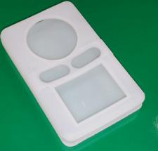 White Apple iPod 4G 20GB / Photo 10 GB 15GB 20GB Silicon Case / Jam Jacket New