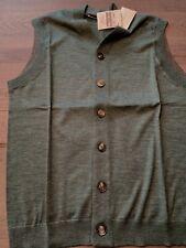 Brunello Cucinelli Cashmere Waistcoat Vest Cardigan Jumper Jacket 48