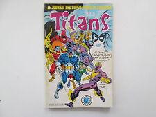 TITANS N°65 BE/TBE