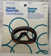 Kenmore Blue Lustre Upright Vacuum Cleaner Belts 2-Pack Brand New Sealed
