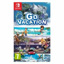 Go Vacation Party Game - Nintendo Switch