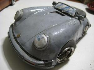 Robert Hossack Porsche 911 Cabriolet Ceramic 347-mm (USA) Gray