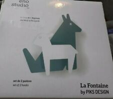 Eno Studio The Wolf And Lamb fable Hooks La Fontaine Rare collectable unusual