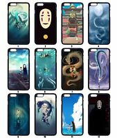 Ghibli Spirited Away Case For Samsung iPhone iPod Motorola LG SONY HTC HUAWEI