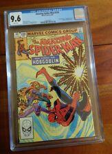 The Amazing Spider-Man #239 1st full Hobgoblin vs Spiderman CGC 9.6 NM+