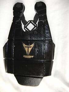Chest Gard Protector Taekwondo Thunder By Proforce Size S Black Stock N0 8170