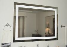 """Lighted vanity mirror, led lighted, wall mounted MAM85636 56"""" Wide x 36"""" Tall"""