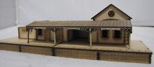 """N Scale - Laser Cut """"Tanunda Railway Station"""" - SM036"""