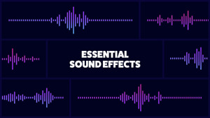 Ultimate Sound Effects Pack - Best Collection Ever (Over 2,280+ Sound Effects)