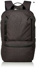 "PacSafe Men's Anti Theft 20L Backpack-with Padded 15"" Laptop Sleeve, Carbon"
