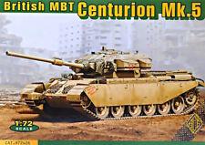 Ace 1/72 Centurion Mk.5 British Main Battle Tank # 72426