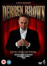 Derren Brown Live Collection [DVD][Region 2]