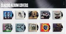 GB 2010 CLASSIC ALBUM COVERS PRESENTATION PACK No. 435 SG:2999-3008 MINT SET