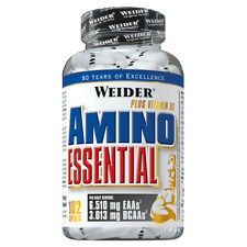 Weider Amino Essential Container with 102 Capsules (17,64 EUR/100 g)