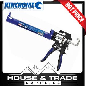 "KINCROME Caulking Gun 230mm 9"" Heavy Duty K8090"
