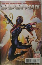 MILES MORALES: THE ULTIMATE SPIDER-MAN #1 [Brandon Peterson variant cover]