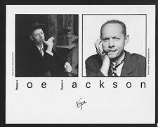 Vintage Original Ltd Edition Promo Photo 8x10 Joe Jackson 1991