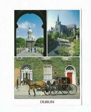 Dublin: Fair City: Trinity College: St. Patrick's Cathedral: Fitzwilliam Square