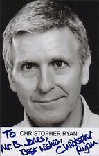 Christopher Ryan. Actor - Young Ones     RM.769