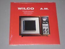 WILCO  A.M. Deluxe Edition 2LP gatefold  New Sealed Vinyl 2 LP