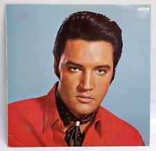 33T LP ELVIS PRESLEY Golden records vol. 2 1981 Green International G / VG+