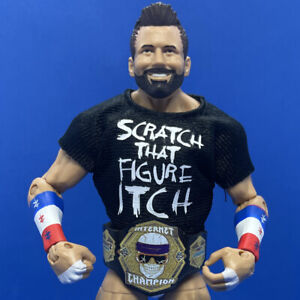 Matt Cardona Internet Championship Belt