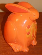 New ListingVintage Fitz And Floyd Ff Paper Mache Rabbit Bank