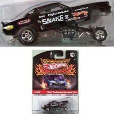 Hot Wheels Don Prudhomme Snake III Cuda 1/64 Dragstrip 1