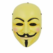 Paintball Airsoft Full Face Protection V for Vendetta Mask PROP Cosplay A524