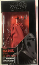 SEALED HASBRO STAR WARS THE BLACK SERIES IMPERIAL ROYAL GUARD #38 ACTION FIGURE