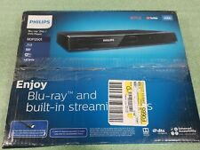 Philips BDP2501/F7 Blu-ray Disc/DVD Player Player~WiFi Certified~HMDI-DolbyAudio