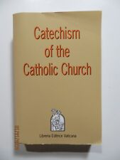Catechism of the Catholic Church Soft Cover Book 1994