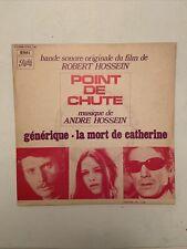 JOHNNY HALLYDAY * POINT DE CHUTE** B.O. du film de ROBERT HOSSEIN. SP. BIEM