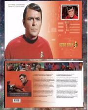 """Scotty"" Canada FDC Star Trek Anniversery Free Shipping! 5 Different"