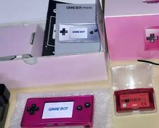 Micro Gameboy Pink Boxed