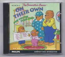 Berenstain Bears On Their Own (Philips CD-i, 1993)