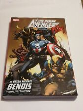 The New Avengers- The Complete Collection Vol. 4  by Brian Michael Bendis: