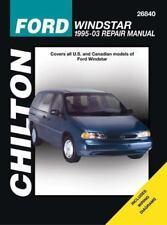 Ford Windstar: 1995 through 2003 [Chilton's Total Car Care Repair Manual] , Maro