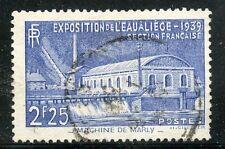 PROMO / STAMP / TIMBRE DE FRANCE OBLITERE N° 430 EXPOSITION DE L'EAU A LIEGE