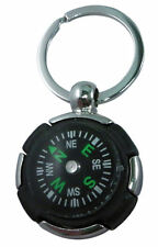 Metal Collectable Keyrings with Compass