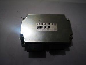 Mercedes W230 R230 Batterie Steuergerät Controller Electric Battery A2305401045