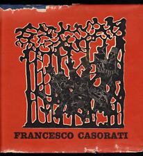 PAOLO FOSSATI FRANCESCO CASORATI L' OPERA GRAFICA 1967